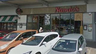 Nando's, Cardinal Park, Ipswich
