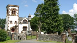 Irongray Church