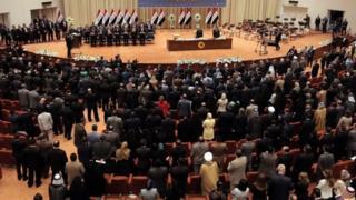پارلمان عراق (عکس از آرشیو)