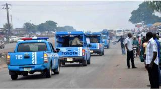 Federal Road Safety Corps motor vehicle for Nigeria