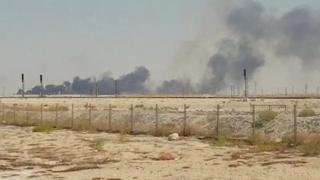 پومپئو ایران را مسئول حمله به تاسیسات نفت عربستان دانست