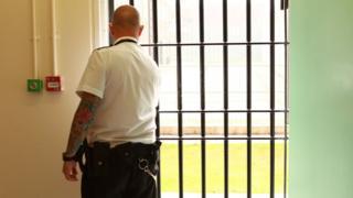 A prison officer