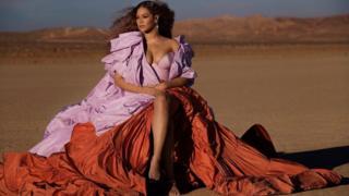 Beyonce mu ndirimbo ye nshya Spirit iri kuri Album yasohotse uyu munsi