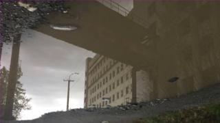 Заброшенный хирургический комплекс в Апатитах