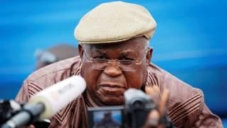 Mr Etienne Tshisekedi