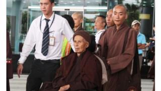 Thiền sư 90 tuổi sinh tại Thừa Thiên - Huế
