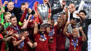 ليفربول فاز بلقب دوري أبطال أوروبا 6 مرات