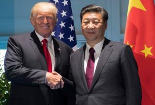 EEUU y China