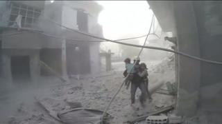 شورای امنیت به آتشبس در سوریه رای داد؛ 'بمباران مرگبار غوطه ادامه دارد'