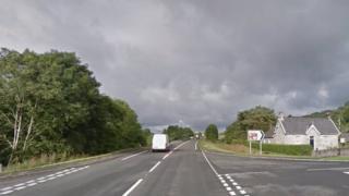 A66 at Embleton