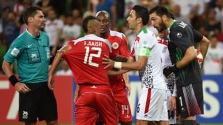 بازی ایران و بحرین در ژانویه ۲۰۱۵