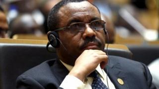 Ra'iisalwasaawaraha Itoobiya Hailemariam Desalegn