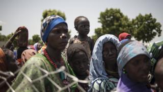Nijeryalı kadınlar