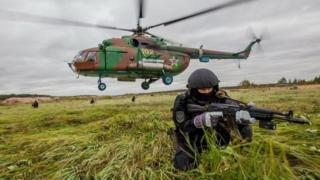 Lực lượng Cảnh vệ Quốc gia chọn những binh lính tinh nhuệ nhất từ các đơn vị để thực hiện những nhiệm vụ đặc biệt