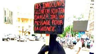 Guinée, burqa