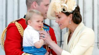 Prince Louis: Mary Berry inspires royal's earliest words