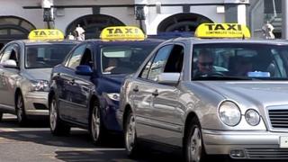 Rank cabs