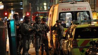 武裝警察事件發生之後調派至該區域。