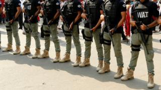 پلیس بنگلادش (عکس از آرشیو)