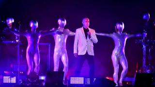 Pet Shop Boys bring a pop masterclass to Hyde Park