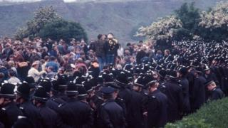 Orgreave confrontation