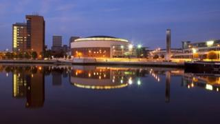 Belfast's growth was stronger than any other UK city in 2015
