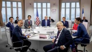 Donald Trump: UK is losing the 'anchor round its ankle'