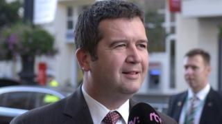 Bộ trưởng Nội vụ Jan Hamacek