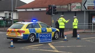 Police attend bomb alert at Rosshall Academy