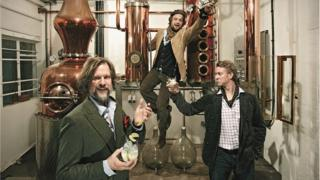 Sipsmith Gin founders