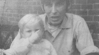 David Dearlove with Paul Booth