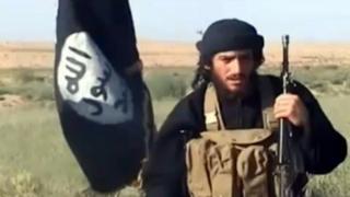 IŞİD sözcüsü Ebu Muhammed el-Adnani