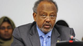 Madaxweyaha Djibouti Ismaaciil Cumar Geelle