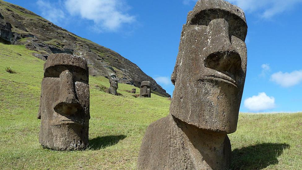 Археологи раскрыли секрет создания каменных статуй наострове Пасхи