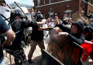 Bentrokan di Charlottesville