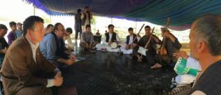 جشنواره فرهنگی سمنگان
