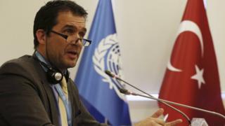 Birleşmiş Milletler İşkence Raportörü Nils Melzer
