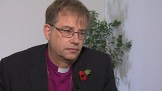 The Right Reverend Doctor Steven Croft