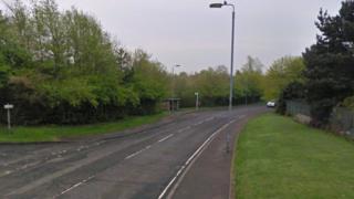 The rape happened on Merkland Drive