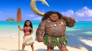 Moana là bộ phim mới nhất trong loạt phim được coi là 'tân kỷ nguyên vàng' của Walt Disney