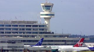 Murtala Mohammed Airport Lagos