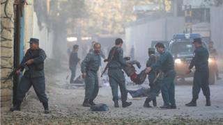 انتحاری کابل