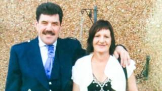 Dave and Sue Pearson