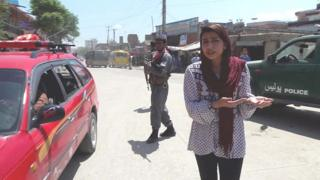 افطار خونین در حمله طالبان به پاسگاه پلیس در کابل
