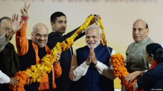 గుజరాత్, నరేంద్ర మోదీ, అమిత్ షా