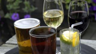 शराब के गिलास