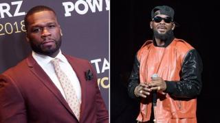 50 Cent (bidix) iyo R. Kelly,