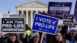 مسيرة ضد الإجهاض في الولايات المتحدة