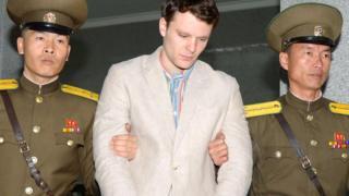 اتو وارمبیر، دانشجوی آمریکایی که در کره شمالی زندانی شده بود