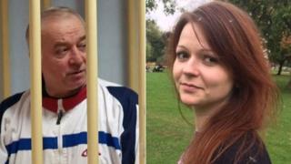 Rusiya kəşfiyyatçısı Sergey Skripal və onun qızı Yuliya